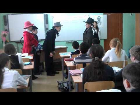 Видеоурок Чехов - видео