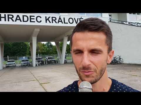 Hradci chci odevzdat maximum, říká nový útočník Fahrudin Ďurděvič