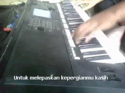 Malam Terakhir Rhoma Irama Karaoke Yamaha Psr S750 video