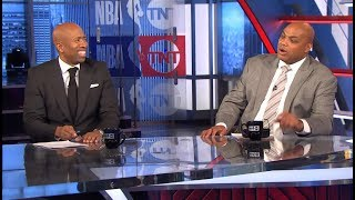 Inside the NBA - The Crew on Western Conference playoff picture   March 8, 2019