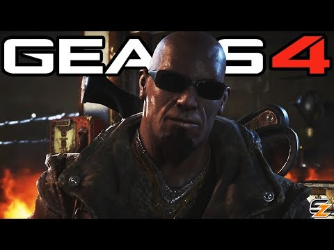 Gears of War 4 - Aaron Griffin Character Unlockable Challenge & How to get him! (Aaron Griffin DLC)
