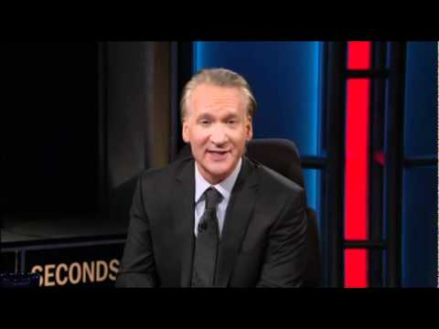 Bill Maher on how the GOP imagines Barack Obama