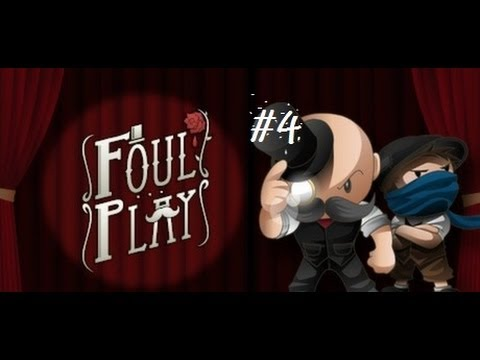 Foul Play W 3pic ~ Ep. 4 Can't Hit Women video