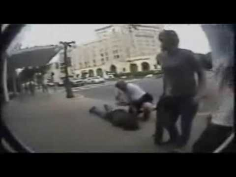 RAW: Cop Strangles and Chokes Little Girl