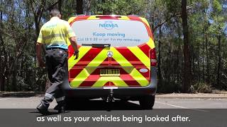 Keeping you moving: New NRMA patrol vans