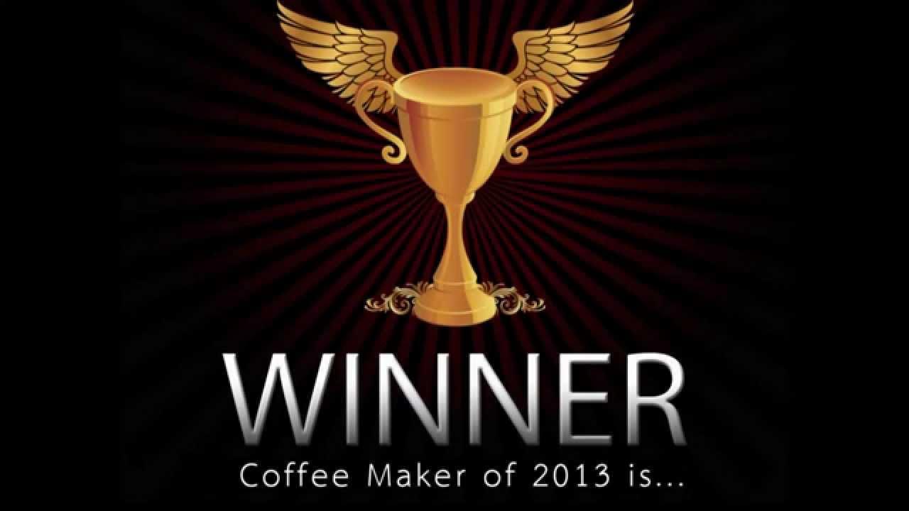 Top 5 Coffee Maker in 2013 + Review (No.1: Bonavita BV1800) - YouTube