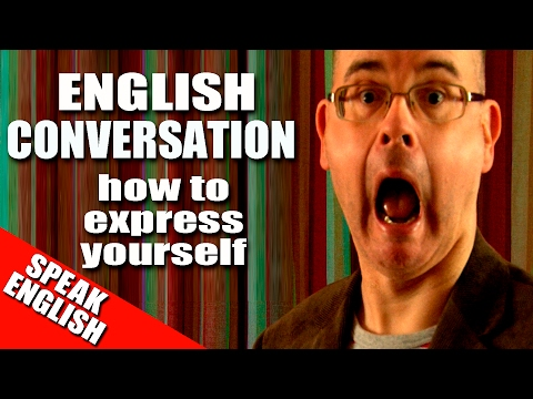 Learning English - Lesson Eighty One - CONVERSATION
