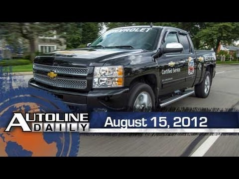 Ethanol Helps Reduce Gasoline Prices - Autoline Daily 950