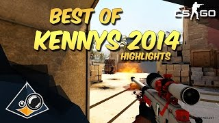 CS:GO - Best of kennyS 2014 (Highlights)