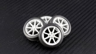 Unboxing: Plamoz Mazda MX-5 ND 17inch Wheel & Tire set