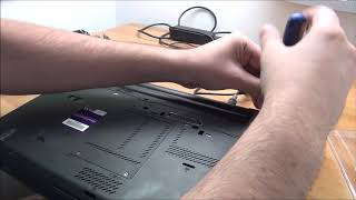 Working on a Lenovo ThinkPad T430 - how to upgrade it and update to Windows 10
