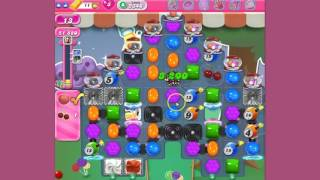 Candy Crush Saga Level 2348 - no boosters