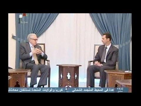 UN Special Envoy tries to bridge chasm over Syrian crisis