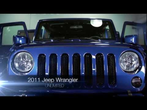 2011 Jeep Wrangler Unlimited Street Edition - The Auto Firm by Alex Vega