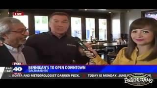 Bennigans Sacramento in the news
