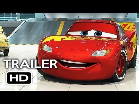 Cars 3 Official Trailer #5 (2017) Disney Pixar Animated Movie HD