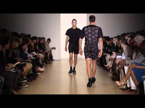 Calvin Klein Collection Men s Spring 2013 Runway Show