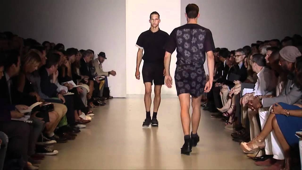 Men Fashion Show Outfits
