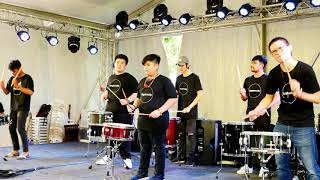 [RWMF2019] The Kingdomcity Drum Team (Sarawak)