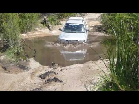 Subaru Forester Off Road - Bunyip State Park - Powerline Play Track 3
