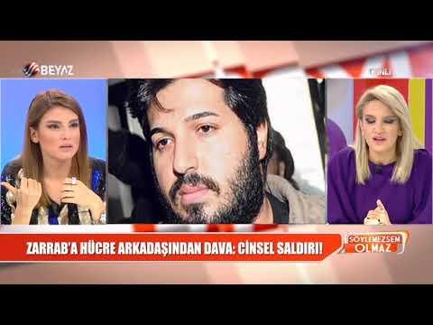 Zarrab'a hücre arkadaşından dava: cinsel saldırı!