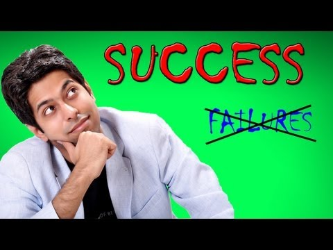 Convert Your Failure To Success - Motivational Video (hindi) video