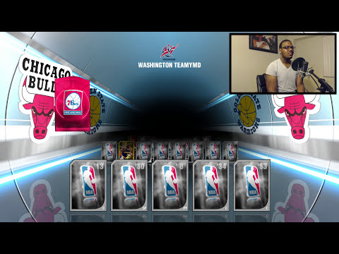 NBA 2K14 Next Gen MyTEAM - FACECAM Road To Diamond LeBron Pack Opening! Ep. 13 PS4