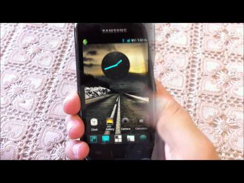 Full review: Cyanogenmod 7 + Glitch Kernel running on Galaxy S [HD]