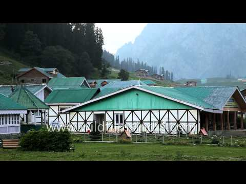 Jammu and Kashmir Tourism Department guest house in Sonamarg, India