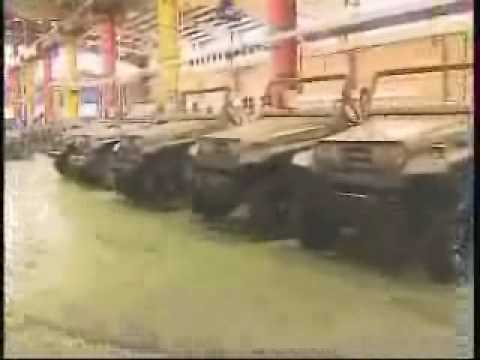 Safir Jeep Mass Production