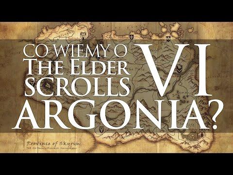 The Elder Scrolls VI: Argonia? Valenwood?   Co, kiedy i gdzie?