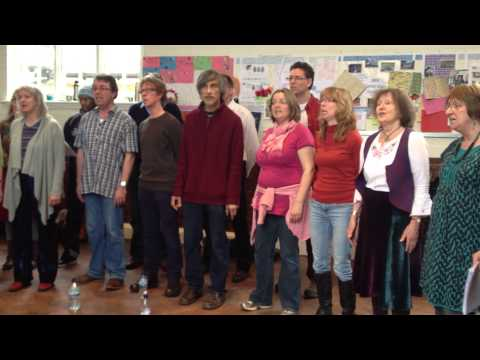 Crossing the Bar sung by ReSound Choir, Cambridge