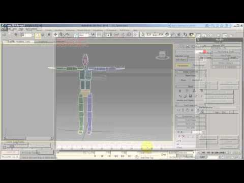 3DXchange5 Tutorial – Importing FBX Motions to iClone via 3DS Max