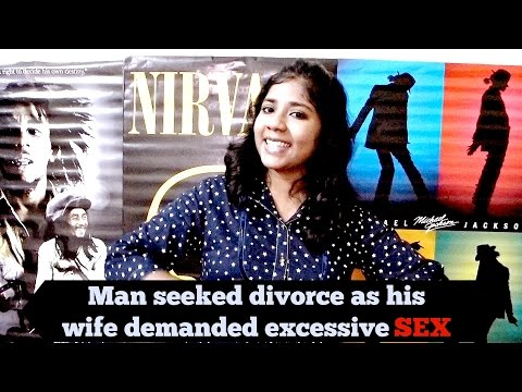 Man wanted to Divorce his wife as she demanded excessive SEX
