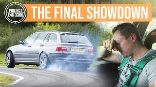 Can A Built E46 330d Beat An E92 M3 Around A Lap?