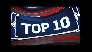 NBA Top 10 Plays of the Night | January 18, 2019