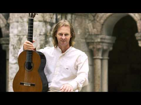 David Russell - Handel: Suite No. 7 in G minor HWV 432 3. Allegro (Guitar)