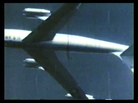 Boeing B-47 Stratojet (Low Altitude Bombing System) LABS Maneuver