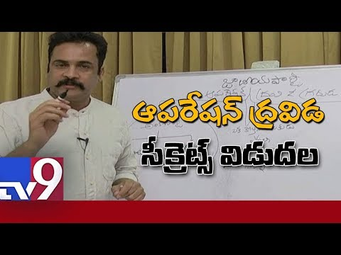 Exclusive: Hero Sivaji Released Video On Operation Dravida Secrets - TV9