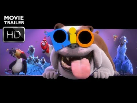 Rio 2 Official Teaser Trailer (Arabic and French Subtitles)
