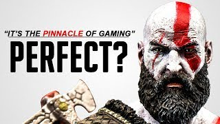 """Why God of War Is Considered """"Perfect"""""""