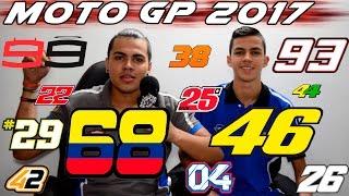 MOTO GP 2017 | Yonny Hernández a Moto2