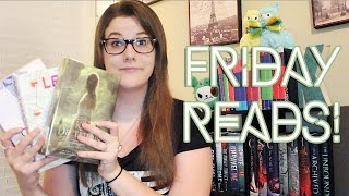 Friday Reads! | 4/10/15