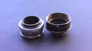 Vintage Dallmeyer Lens and Brass Lens Basics