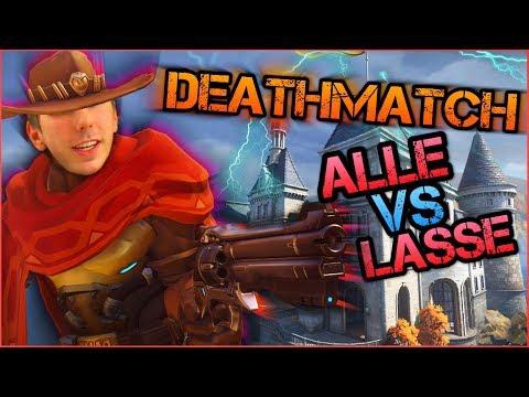 LASSE IMOD ALLE?! | Overwatch