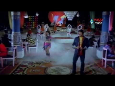 Khaidi Rudraiah Songs - Pooletti Kottamaaku - Krishna Silk Smitha video