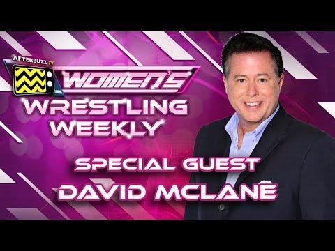 S2: E18 - WOW &; GLOW Creator David McLane - Women's Wrestling Weekly MP3