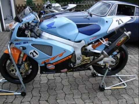 Honda VTR RVT 1000 SP2 RC51 Gulf Racer 21