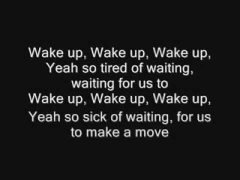 Wake Up Make a Move Lostprophets Lyrics
