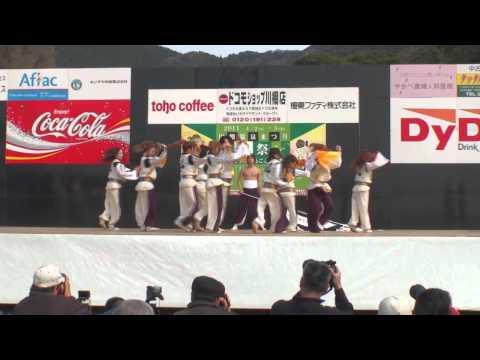 梅光学院大学LUCIS ~川棚温泉 舞龍祭2011
